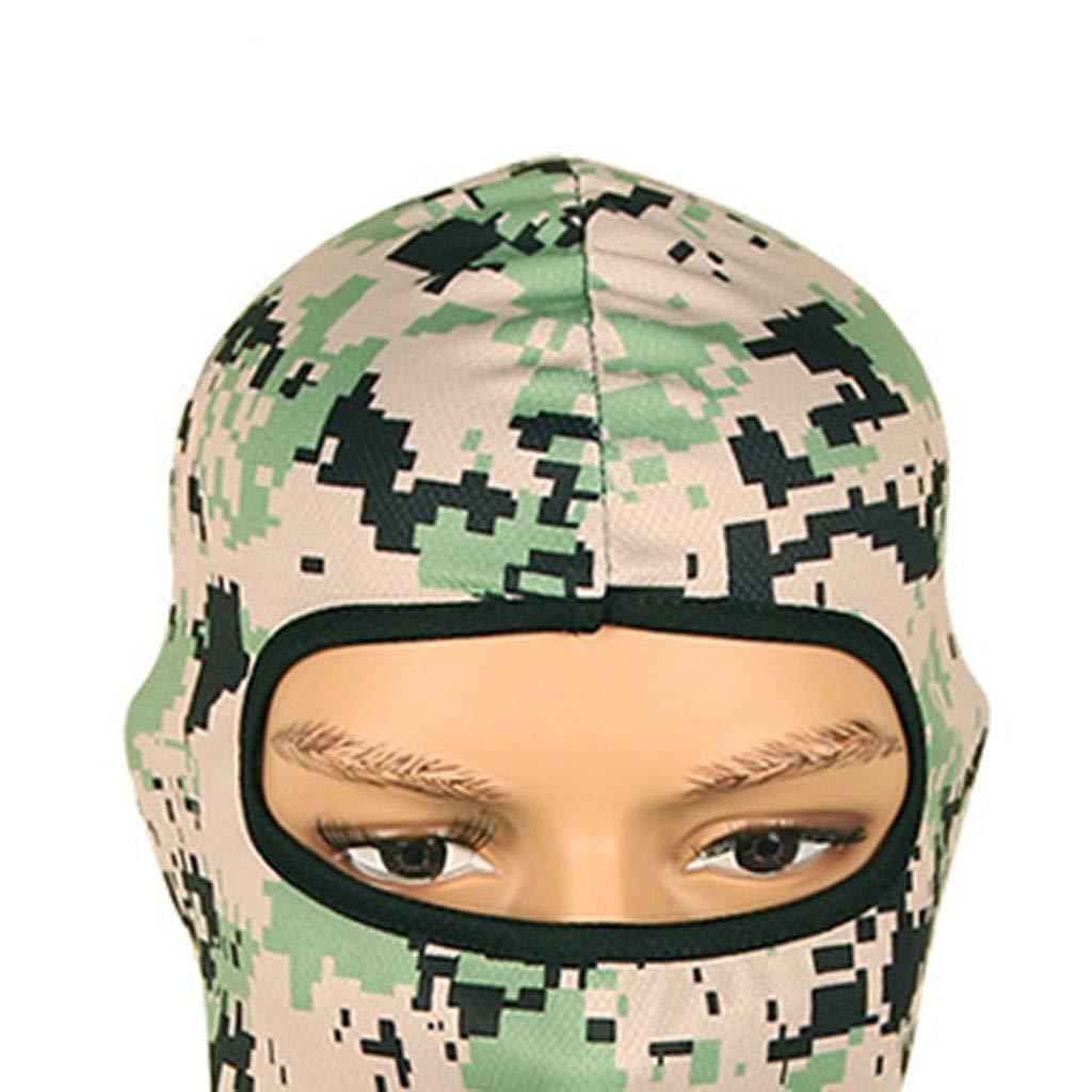 Cinhent Hat 2018 Men Women Neck Gaiter Warmer Windproof Face Mask Scarf Ski Caps