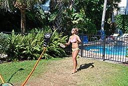 Water Sports Portable Complete Badminton Set