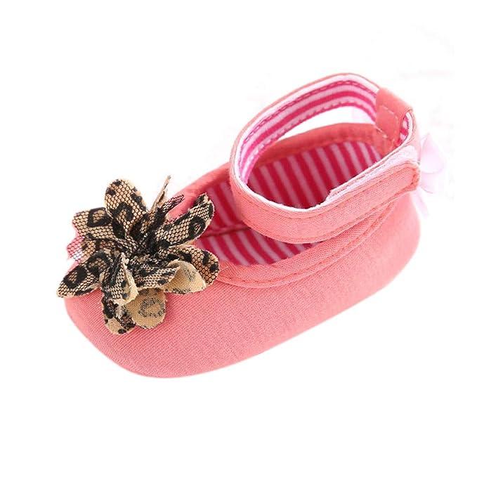 10bc1d47b SamMoSon Zapatos de bebé Invierno Antideslizante Primeros Pasos bebé niña  niño Infantil Zapatos Bebé Infantil Infantil Niña Cuna Inferior Suave Bebé  Recién ...