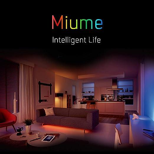 Amazon.com: Tira de luces LED de 16.4 ft, luces LED que ...