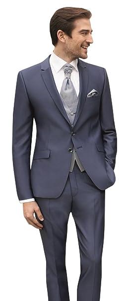 Wilvorst - Traje de boda - Hombre azul 90: Amazon.es: Ropa y ...