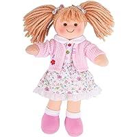 Bigjigs Toys Poppy 28cm Mu?eca