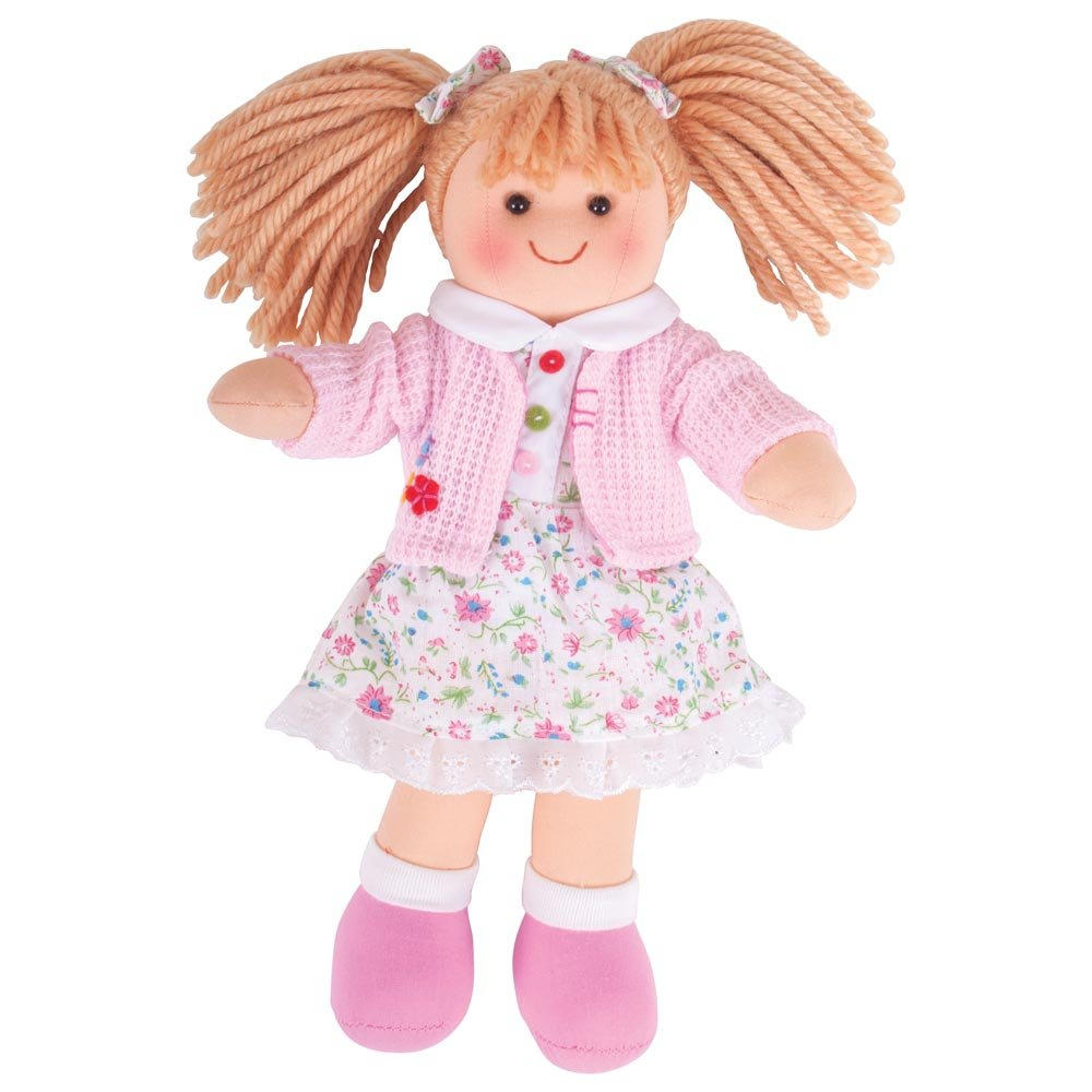 Bigjigs Toys Poppy Doll 28cm (11