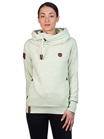 3110ee89f8fb Naketano Damen Kapuzenpullover Darth X Hoodie  Amazon.de  Bekleidung