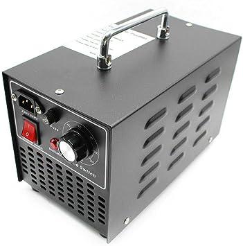 160W Generador de Ozono, 10000mg/h Purificador Aire Ozonizador ...