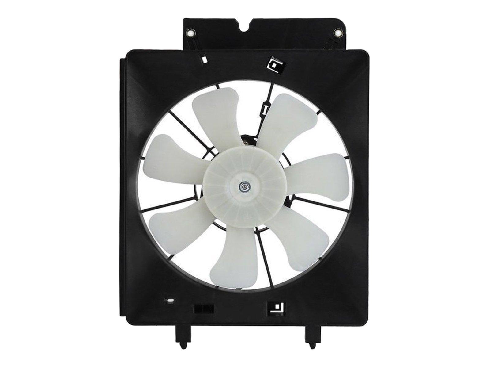 AC A/C CONDENSER COOLING FAN FOR HONDA FITS CR-V ELEMENT 2.4 L4 HO3113116 by Sunbelt Radiators