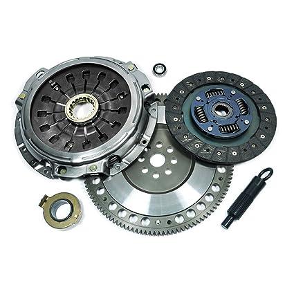 Amazon.com: EFT HD CLUTCH KIT+CHROMOLY FLYWHEEL SUPRA SOARER SC300 1JZGTE 2JZGTE R154 SWAP: Automotive