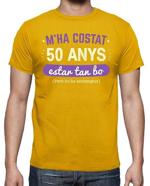 latostadora - Camiseta 50 Anys, 1969 Catalan para Hombre ...