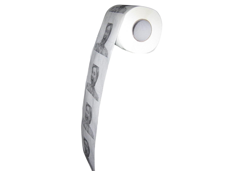 Hillary Clinton Toilet Paper Presidential Gag Gift