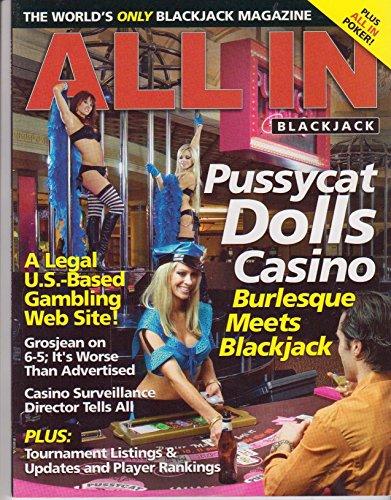 ALL IN 2007 POKER Magazine SEX KITTENS