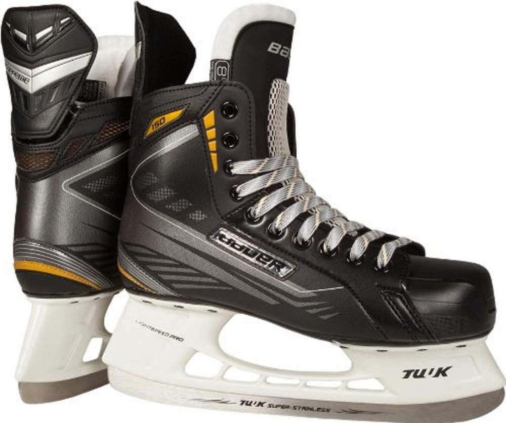Bauer Junior Supreme 150 Skate, Black, D 3.0