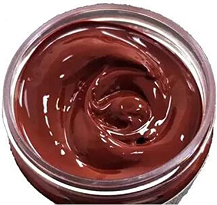 ACHICOO Sofá de piel para asiento de coche, color crema, restaurador de tintes, renovar suministros de azufaifa rojo
