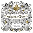 Enchanted Forest: An Inky Quest and Colouring Book (2015)