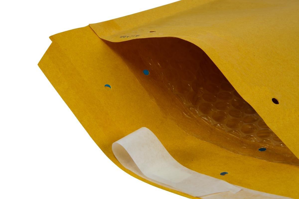 290 x 370mm 50 Luftpolstertaschen Gr/ö/ße H8 wei/ß DIN B4 Luftpolsterumschl/äge Luftpolsterversandtaschen