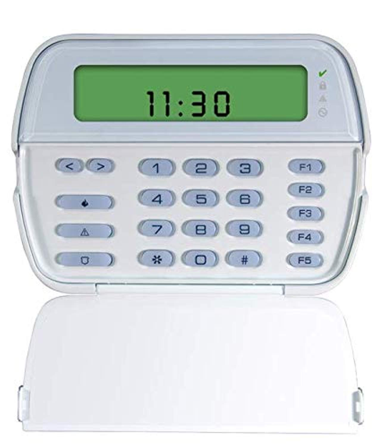 TYCO SAFETY PRODUCTS DSC RFK5500ENG 64 zone full message LCD keypad