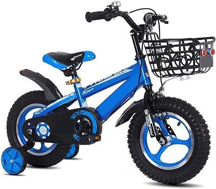Bicicleta para niños 2-3-4-6 años Bicicleta para niños, niña Rueda ...