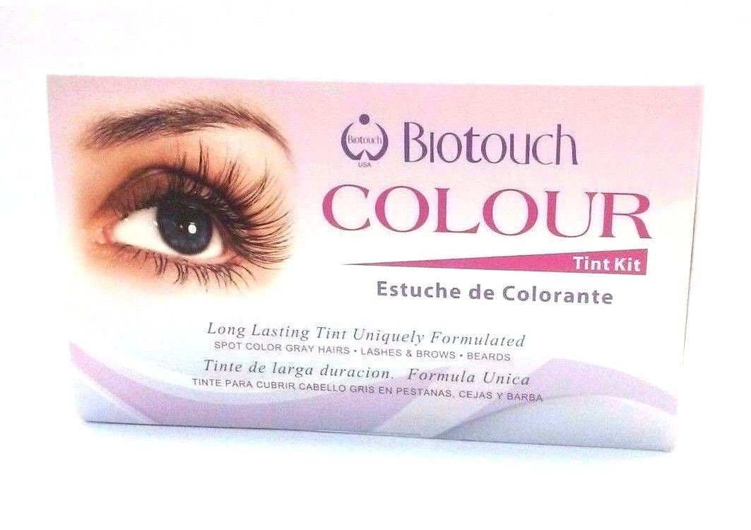 Amazon Biotouch Color Tint Kit Black Beauty
