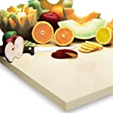 "Sani-Tuff® All-Rubber Cutting Board - 18"" X 24"" X 1/2"""