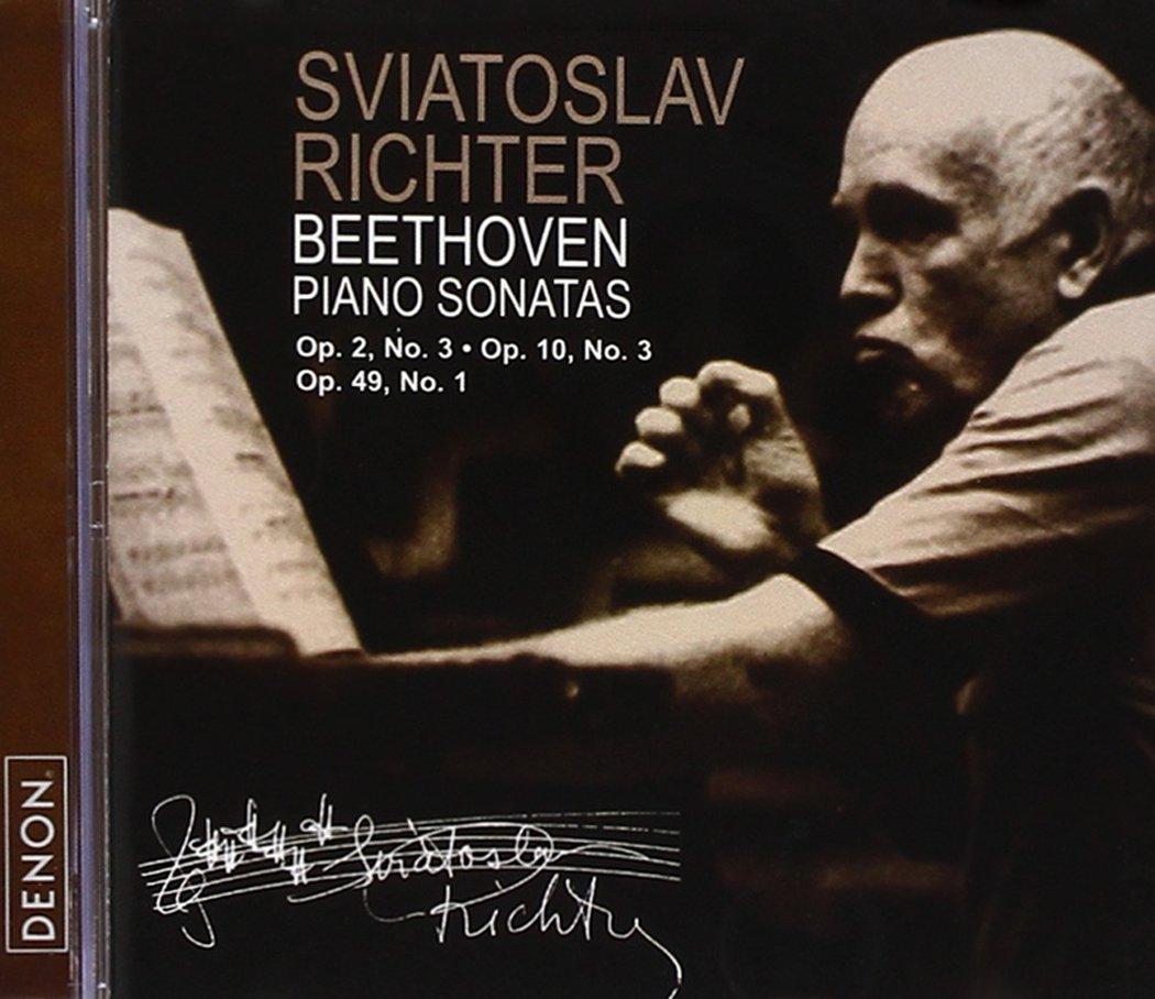 Beethoven: Piano Sonatas Nos. 3, 7 & 19 ~ Richter by Savoy