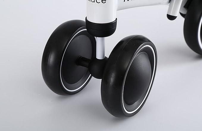 jacklook bicicleta infantil niños patinete de 3 ruedas andador ...