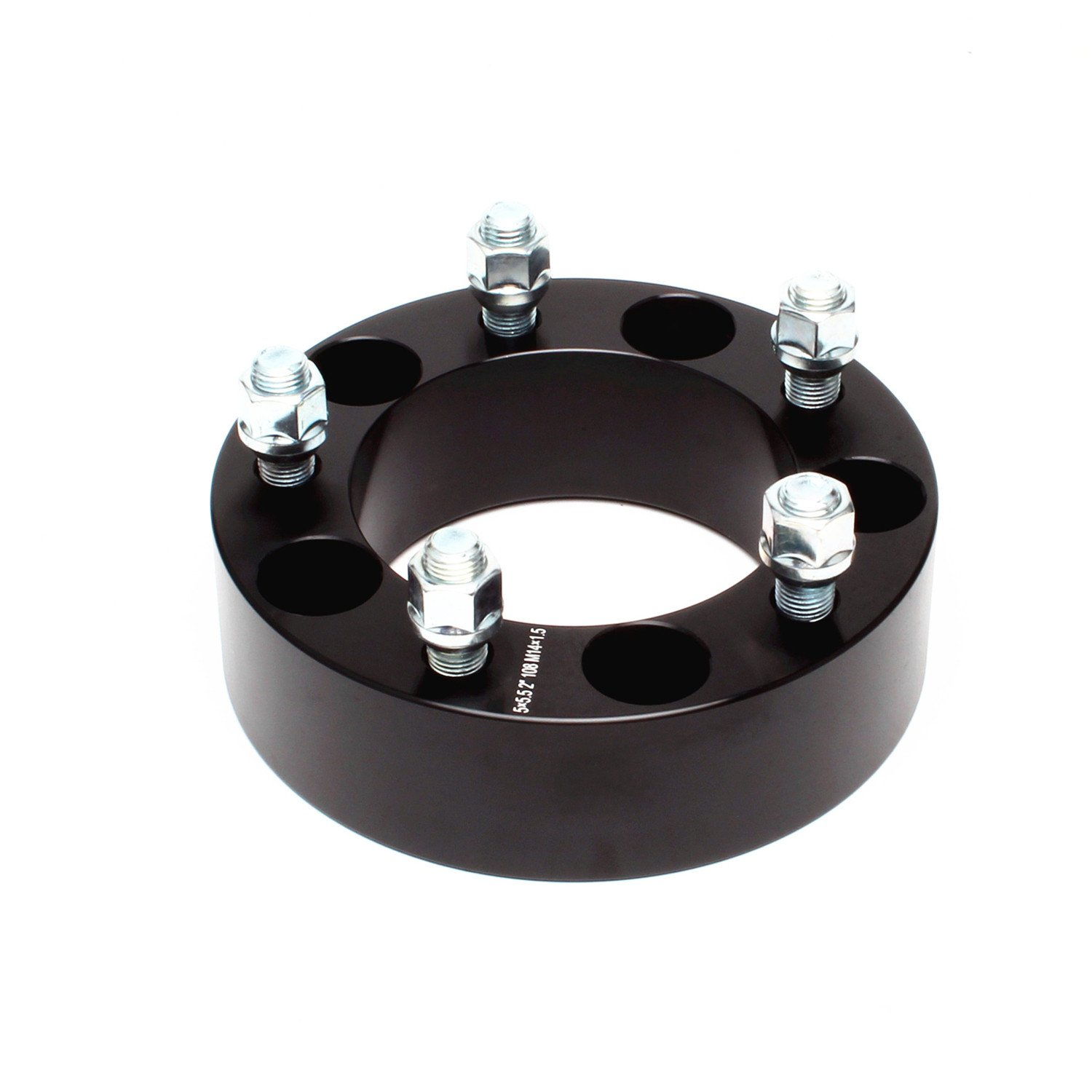 50mm Thick with 14x1.5 Studs 108MM Hub Bore for Dodge Ram 1500 2012-2018 Black APL-032BK 4pcs 5x5.5 to 5x5.5 Bolt Pattern Hubcentric Wheel Spacers 2