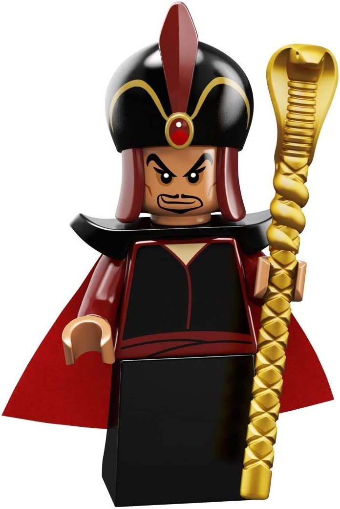 LEGO Disney Series 2 Collectible Minifigure - Jafar (Sealed Pack) 71024