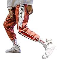 Irypulse Pantalóns de Jogging Deportivos Casuales para Hombre, Chándal Moda Callejera Urbana para Adolescentes y Niños…