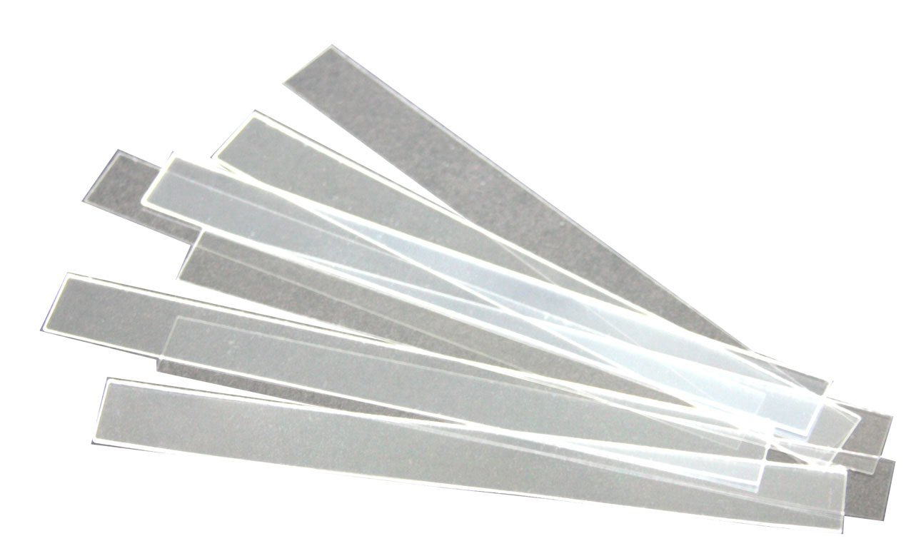 Primo Dental Products MS500 Mylar Matrix Strips, 4'' Long x 3/8'' Wide (Pack of 500)