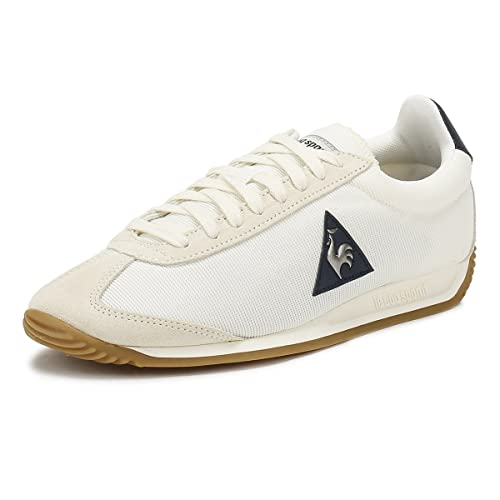 0b33c5a6bef Le Coq Sportif Hombres Marshmallow Dress Azul Quartz Nylon Gum Zapatillas   Amazon.es  Zapatos y complementos