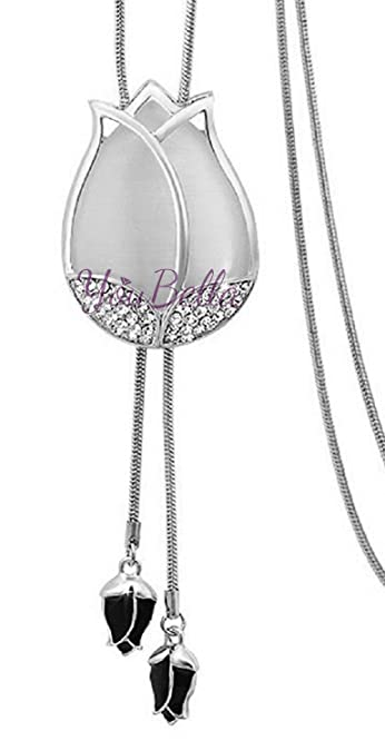 Buy youbella fashion jewellery stylish pendants for girls with long buy youbella fashion jewellery stylish pendants for girls with long chain pendent party western wear necklace for women girls online at low prices in aloadofball Image collections