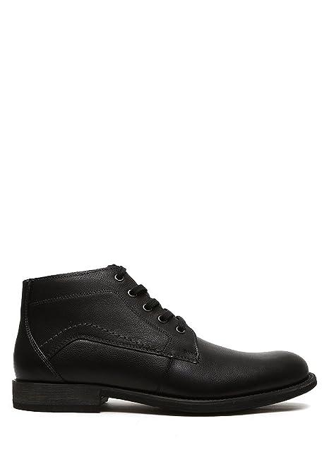 273e5c03 Flexi Ron 96401 Botas para Hombre: Amazon.com.mx: Ropa, Zapatos y ...
