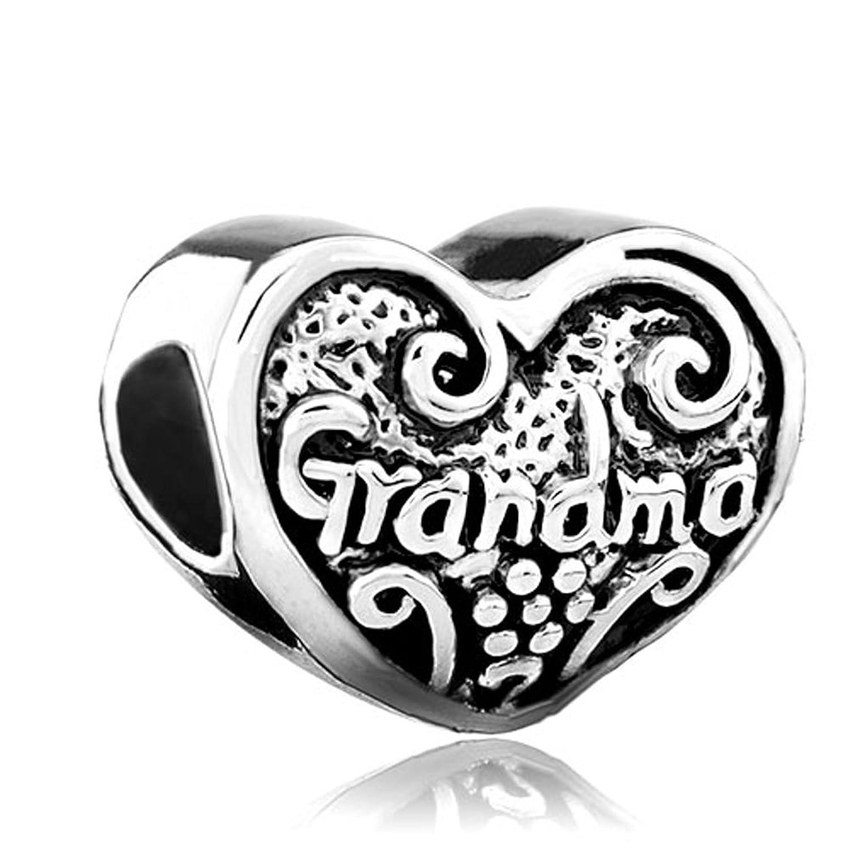 charm pandora grandmother