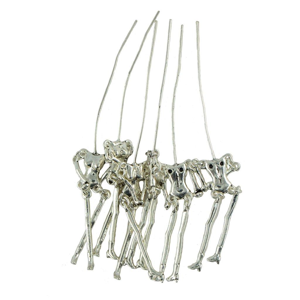 Gazechimp 6 Stk. Menschlichen Körper Skelett Körper DIY Puppen ...