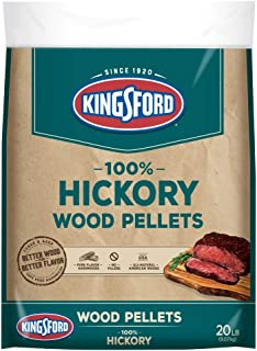 product image for Kingsford 100% Hickory Wood Pellets, 20 pounds