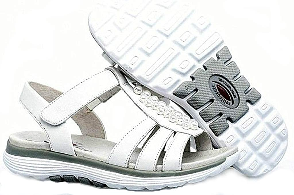 Schuhe Damen Gabor Rollingsoft 86.912.50 Leather Sandal for