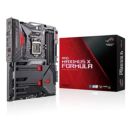 Asus Intel Z370 ATX Placa base gaming con water cooling features Aura Sync RGB LEDs DDR4 4133MHz 802 11ac Wi Fi dual M 2 y USB 3 1 Gen 2