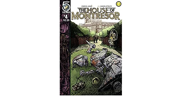 Amazon.com: The House of Montresor #4 eBook: Enrica Jang ...