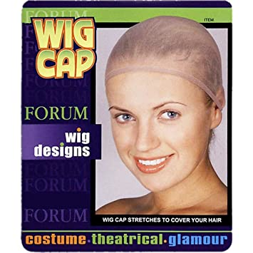 26e2313cebd Buy Wig Cap - Brown Online at Low Prices in India - Amazon.in