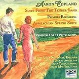 Tenderland Suite / Appalachian Spring