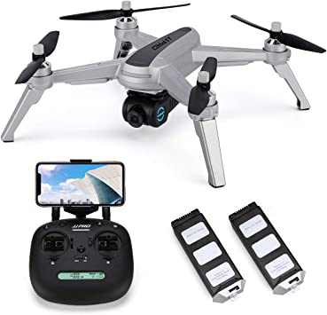 JJRC JJPRO X5 Wifi GPS Drone with 2K HD Camera Live video and white