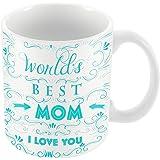 Paper Plane Design Mom's day Ceramic Cup