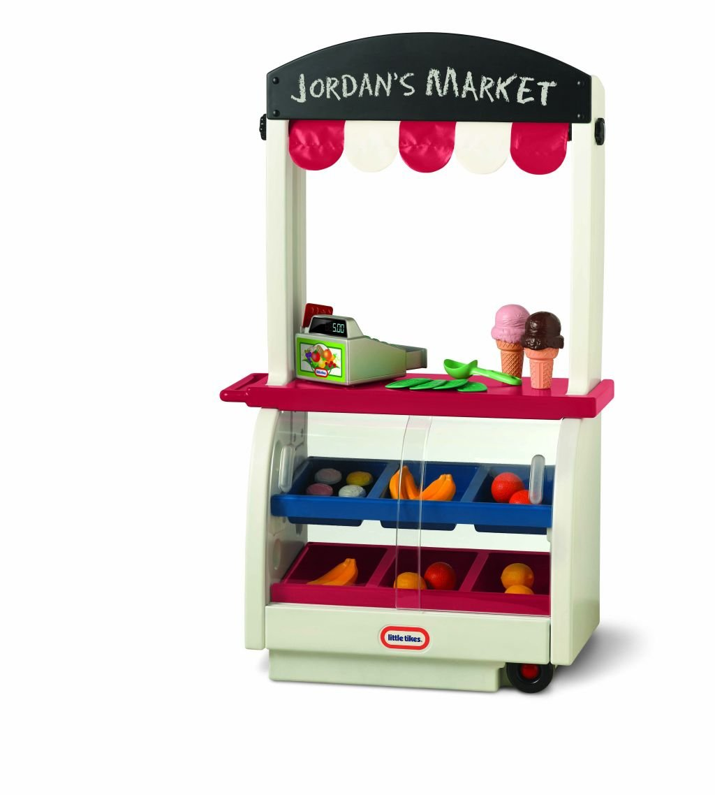 Amazon.com: Little Tikes Neighborhood Market: Toys & Games