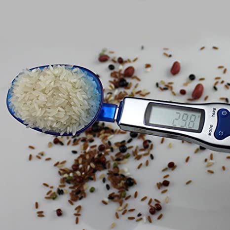 Scale Picture - Accurate Selling Electronic Digital Spoon Scale 300g 500g 0 1g Scales Measuring Spoons