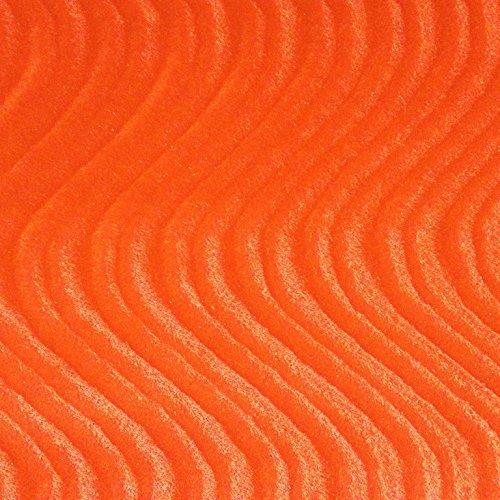 Velvet Flocking Swirl Upholstery 58 Inch Fabric by the Yard (F.E. ()