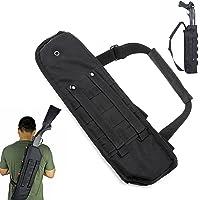 Shotgun Case Tactical Rifle Gun Bag Military Shotgun Handbag Scabbard with Shoulder Handbag for Hunting Camping Outdoor…