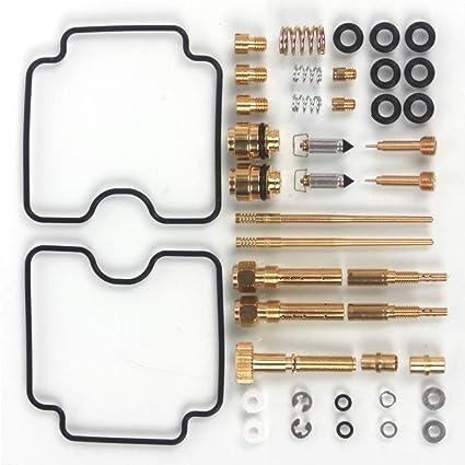 Carburetor Rebuild Repair Kits Set Carb for RAPTOR YFM660R 2001 2002 2003 2004 2005