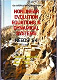 img - for Nonlinear Evolution Equations & Dynamical Systems Needs '94: Los Alamos, Nm, USA 11-18 September '94 : 10th International Workshop book / textbook / text book