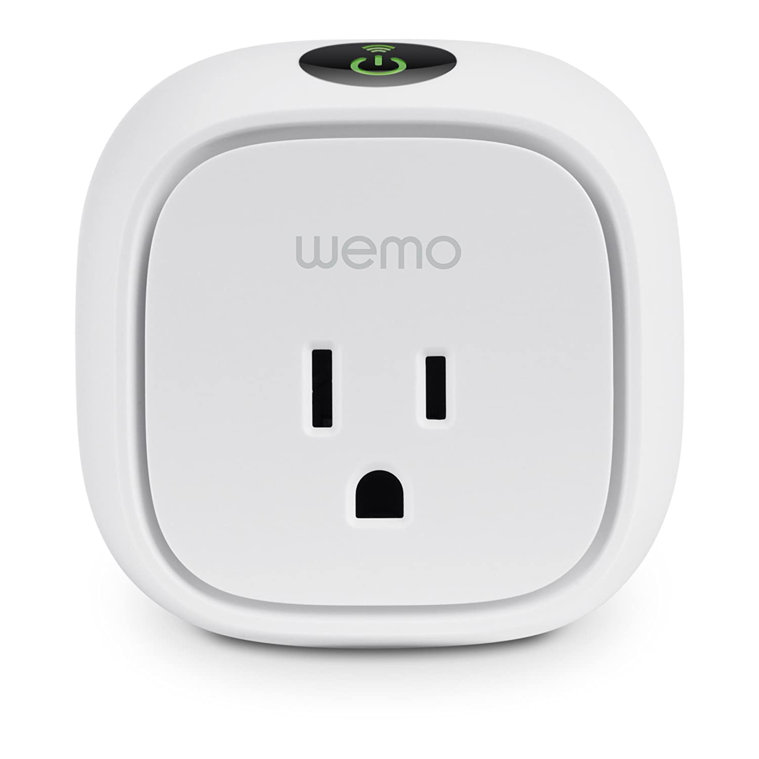 Wemo Insight WiFi Enabled Smart Plug, with Energy Monitoring, Works with Alexa (Discontinued by Manufacturer - Newer Version Available)