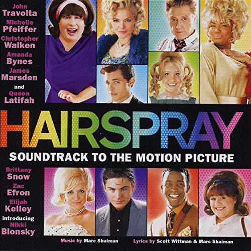 Hairs (Hairspray Blue)