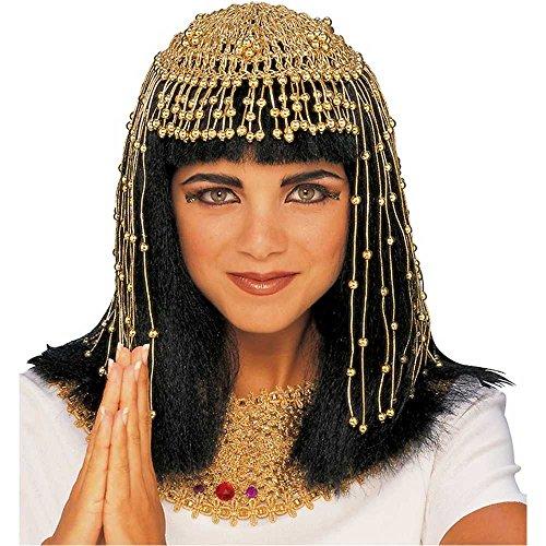 Beaded Mesh Cleopatra (Mesh Cleopatra Costumes Headpiece)